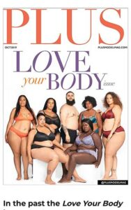 Love Your Body issue October 19