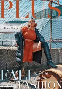 Meet Plus size model Alexis Henry