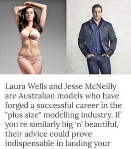 How to Become a Plus Size Model 20180716-153841